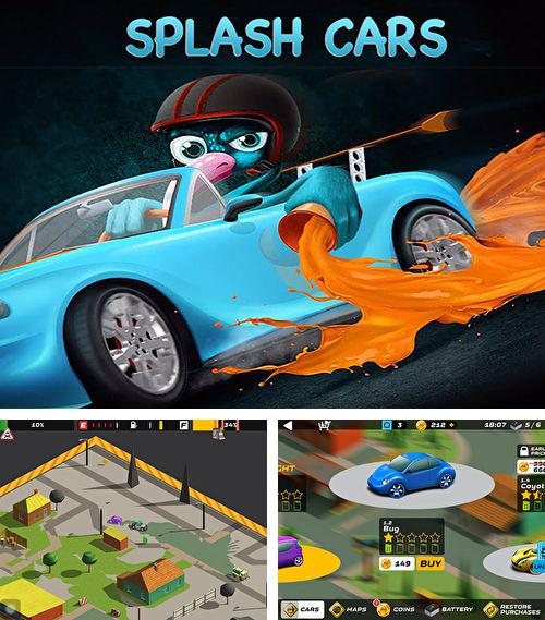 In addition to the game City cat for iPhone, iPad or iPod, you can also download Splash cars for free.