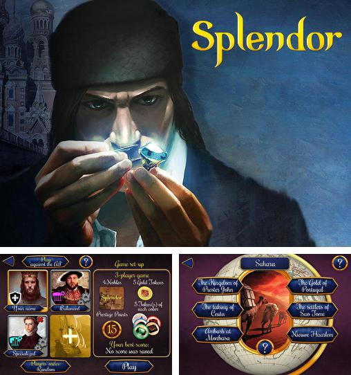 In addition to the game World boxing challenge for iPhone, iPad or iPod, you can also download Splendor for free.