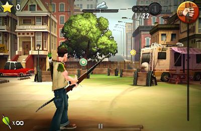 Écrans du jeu Split Apple pour iPhone, iPad ou iPod.