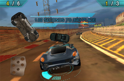 Baixe Split/Second: Velocity gratuitamente para iPhone, iPad e iPod.