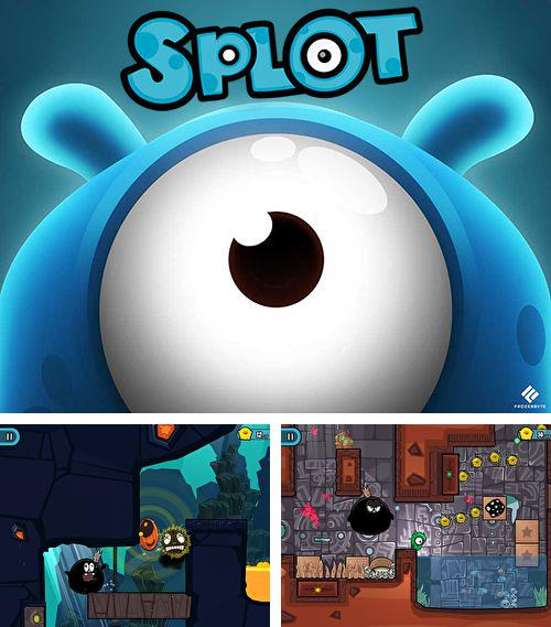 In addition to the game Stickman Ski Racer for iPhone, iPad or iPod, you can also download Splot for free.