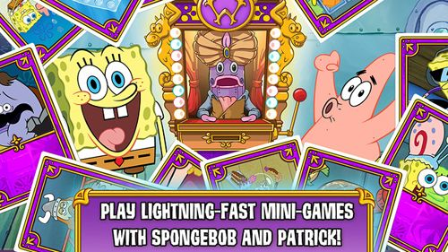 Download Sponge Bob's: Game frenzy iPhone free game.