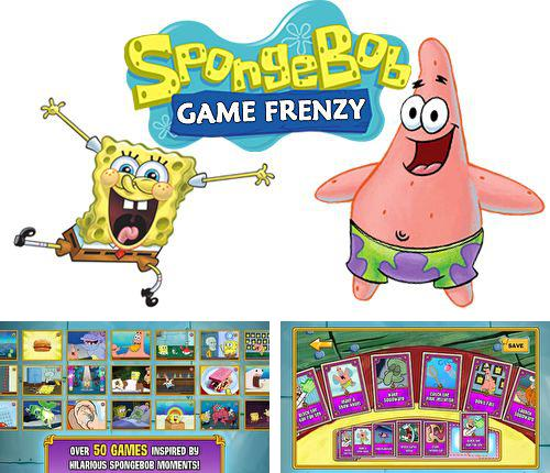 In addition to the game Planet of cubes for iPhone, iPad or iPod, you can also download Sponge Bob's: Game frenzy for free.