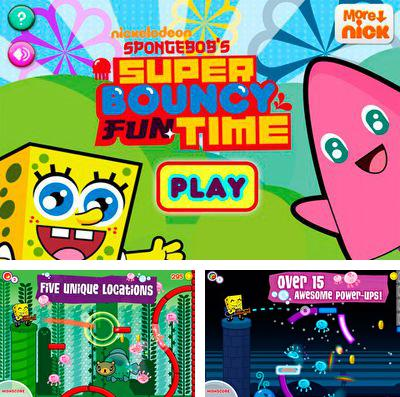 In addition to the game Die for metal again for iPhone, iPad or iPod, you can also download Sponge Bob's Super Bouncy Fun Time for free.