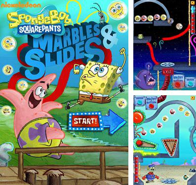 In addition to the game Zee end for iPhone, iPad or iPod, you can also download SpongeBob Marbles & Slides for free.