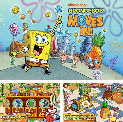 In addition to the game Jet Trains for iPhone, iPad or iPod, you can also download SpongeBob Moves In for free.