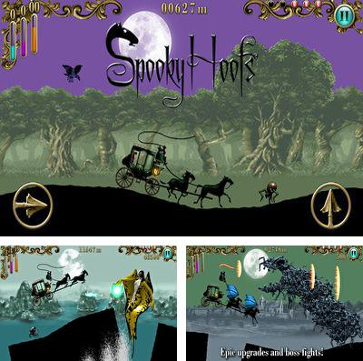 In addition to the game iChess 3D for iPhone, iPad or iPod, you can also download Spooky Hoofs for free.