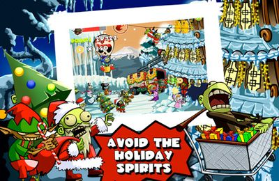 Download Spooky Xmas iPhone free game.