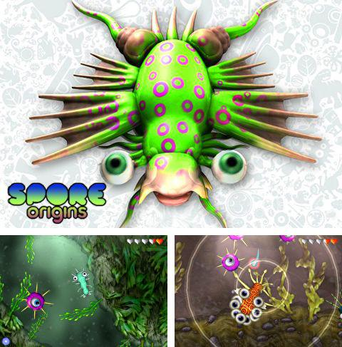 In addition to the game Battle riders for iPhone, iPad or iPod, you can also download Spore origins for free.