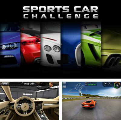 In addition to the game Dream Chase Pro for iPhone, iPad or iPod, you can also download Sports Car Challenge for free.