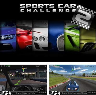 In addition to the game Heroes: Forgotten realm for iPhone, iPad or iPod, you can also download Sports Car Challenge 2 for free.