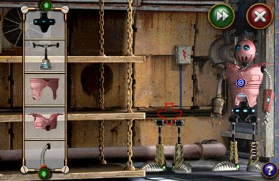 Kostenloser Download von Sprill & Ritchie: Adventures in Time für iPhone, iPad und iPod.