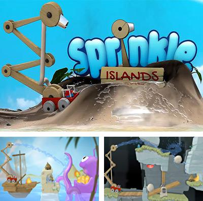 In addition to the game Earn to die 2 for iPhone, iPad or iPod, you can also download Sprinkle Islands for free.