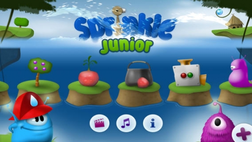 Kostenloses iPhone-Game Sprinkle junior herunterladen.