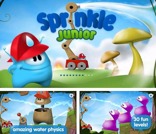 In addition to the game Trial Xtreme 3 for iPhone, iPad or iPod, you can also download Sprinkle junior for free.