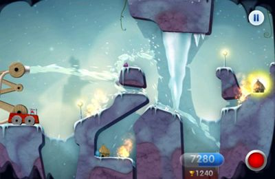 Скачать игру Sprinkle: water splashing fire fighting fun! для iPad.