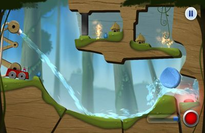 Screenshots of the Sprinkle: water splashing fire fighting fun! game for iPhone, iPad or iPod.