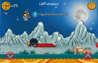 Screenshots of the Sprint: Challenge game for iPhone, iPad or iPod.