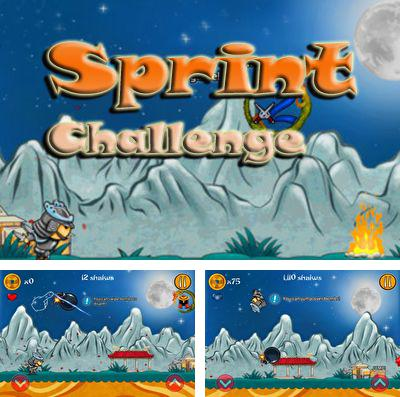 In addition to the game Tree wars for iPhone, iPad or iPod, you can also download Sprint: Challenge for free.