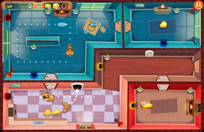 Capturas de pantalla del juego Spy mouse para iPhone, iPad o iPod.