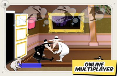 Free Spy vs Spy download for iPhone, iPad and iPod.