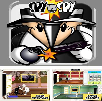 In addition to the game Angry Birds Star Wars for iPhone, iPad or iPod, you can also download Spy vs Spy for free.