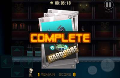 Screenshots of the SpySpy game for iPhone, iPad or iPod.