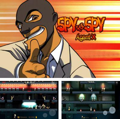 In addition to the game Syberia for iPhone, iPad or iPod, you can also download SpySpy for free.