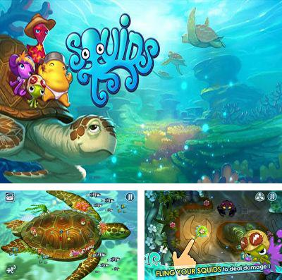 In addition to the game Project 83113 for iPhone, iPad or iPod, you can also download Squids for free.