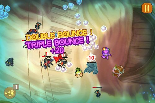 Capturas de pantalla del juego Squids: Wild West para iPhone, iPad o iPod.