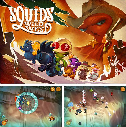 In addition to the game Carmageddon for iPhone, iPad or iPod, you can also download Squids: Wild West for free.