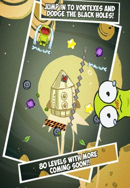 Screenshots of the Squirkie: Lost His Shells! game for iPhone, iPad or iPod.