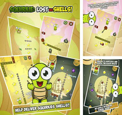 In addition to the game Blue elf escape adventure for iPhone, iPad or iPod, you can also download Squirkie: Lost His Shells! for free.