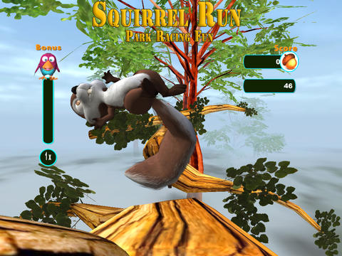 Игра Squirrel Run для iPhone