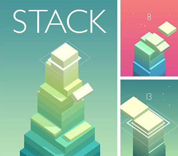 In addition to the game Agar.io for iPhone, iPad or iPod, you can also download Stack for free.