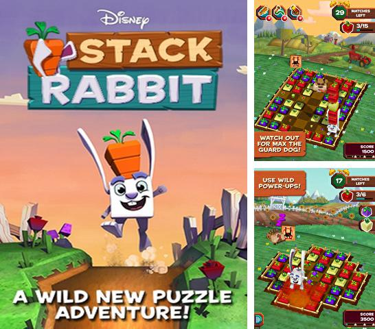 In addition to the game Drift spirits for iPhone, iPad or iPod, you can also download Stack Rabbit for free.