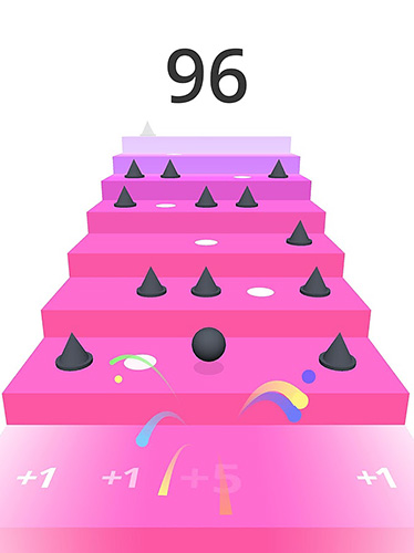 Download Stairs iPhone free game.