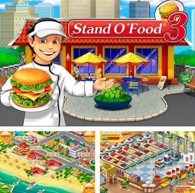 In addition to the game Dead Crossing for iPhone, iPad or iPod, you can also download Stand O'Food 3 for free.