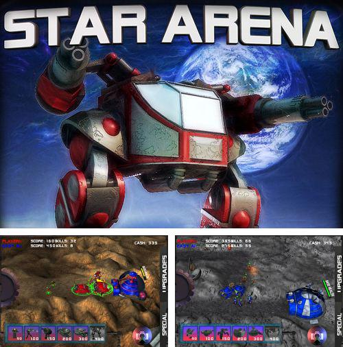 In addition to the game Bird Jumper for iPhone, iPad or iPod, you can also download Star arena for free.