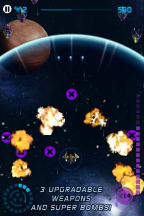 Descarga gratuita de Star Cannon para iPhone, iPad y iPod.