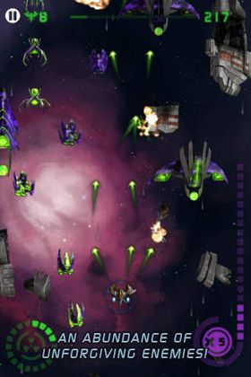 Capturas de pantalla del juego Star Cannon para iPhone, iPad o iPod.