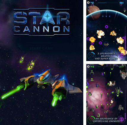 In addition to the game Zombies for iPhone, iPad or iPod, you can also download Star Cannon for free.