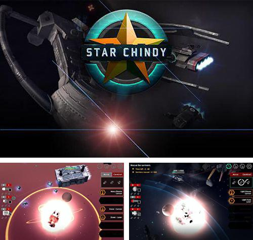 In addition to the game Celestials AOS for iPhone for iPhone, iPad or iPod, you can also download Star Chindy for free.