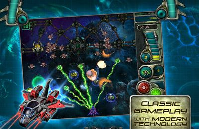 Free Star Defender 3 download for iPhone, iPad and iPod.