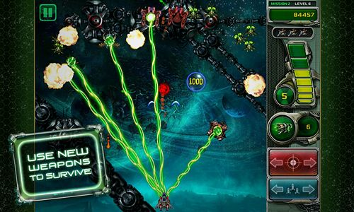 Descarga gratuita de Star defender 4 para iPhone, iPad y iPod.