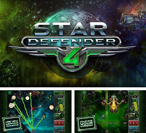 In addition to the game Ultimate general: Gettysburg for iPhone, iPad or iPod, you can also download Star defender 4 for free.