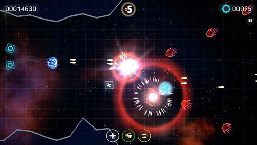 Descarga gratuita de Star drift para iPhone, iPad y iPod.