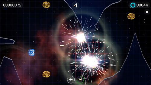 Capturas de pantalla del juego Star drift para iPhone, iPad o iPod.