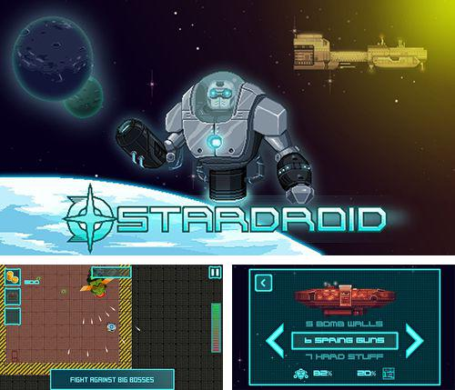 In addition to the game Army of Darkness Defense for iPhone, iPad or iPod, you can also download Star droid for free.