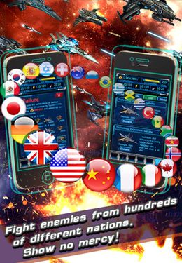 Screenshots of the Star Empires game for iPhone, iPad or iPod.
